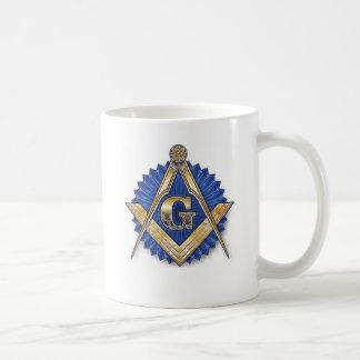 Freemason Square & Compass Mug