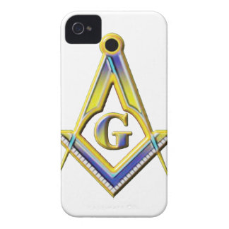 Freemason Square & Compasses iPhone 4 Case-Mate Case