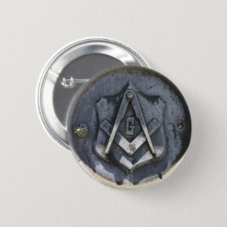 Freemason Symbol Art button