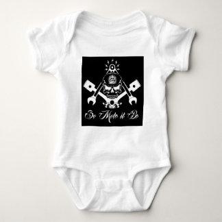 Freemason-Widows-Sons-Masonic-Hotrod-Logo-20160407 Baby Bodysuit