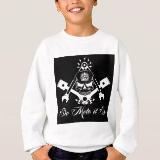 Freemason-Widows-Sons-Masonic-Hotrod-Logo-20160407 Sweatshirt