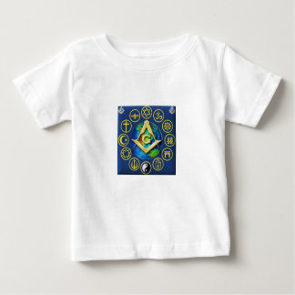 Freemasonry All Religions Baby T-Shirt