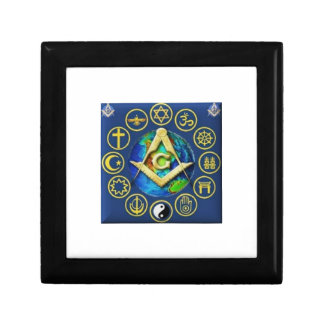 Freemasonry All Religions Gift Box