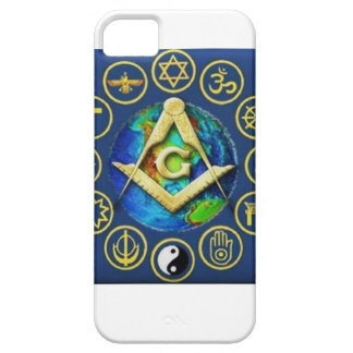 Freemasonry All Religions iPhone 5 Cases