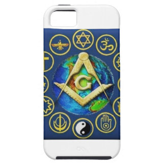 Freemasonry All Religions iPhone 5 Cover