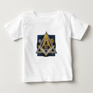 Freemasonry Emblem Baby T-Shirt