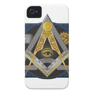 Freemasonry Emblem Case-Mate iPhone 4 Case