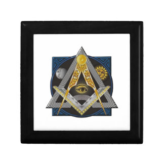 Freemasonry Emblem Gift Box