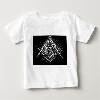 Freemasonry-Masonic-Masonry Baby T-Shirt