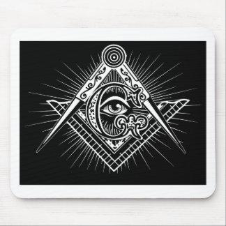 Freemasonry-Masonic-Masonry Mouse Pad