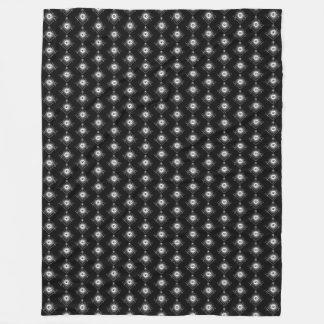 Freemasonry symbol fleece blanket