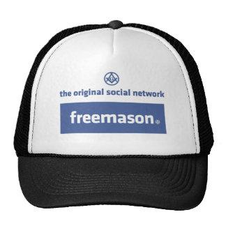 Freemasonry, the original social network. Facebook Trucker Hat
