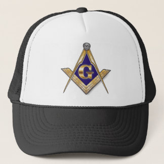 Freemasonry Trucker Hat