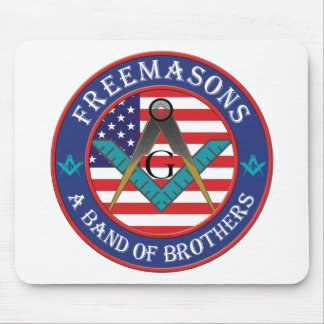 Freemasons - Band of Brothers Mouse Pad