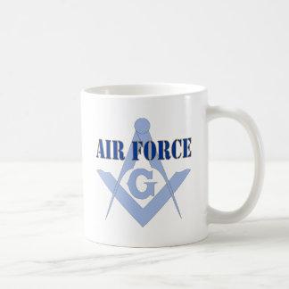 Freemasons in the Airforce Coffee Mug