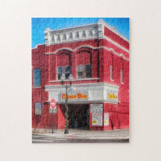 Freemont Nebraska. Jigsaw Puzzle