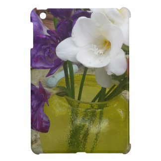 Freesia Flowers Case For The iPad Mini