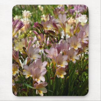 Freesia Mouspad Mouse Pad