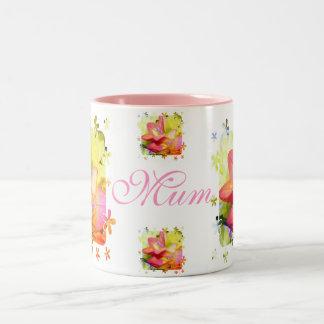 Freesias Mum Mug