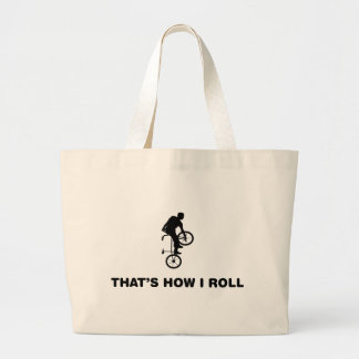 Freestyle BMX Tote Bags