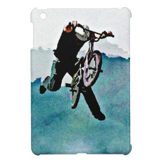 Freestyle BMX Bike Stunt Pop Art Cover For The iPad Mini