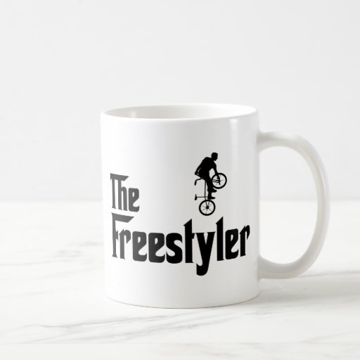 Freestyle BMX Coffee Mugs