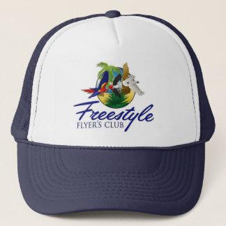 freestyle Flyer's Club Trucker Hat