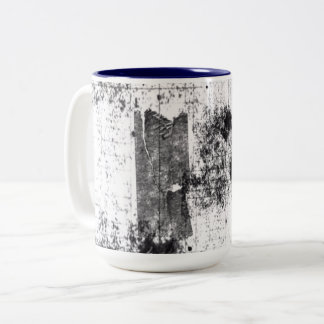 Freestyle In Black And White Mug