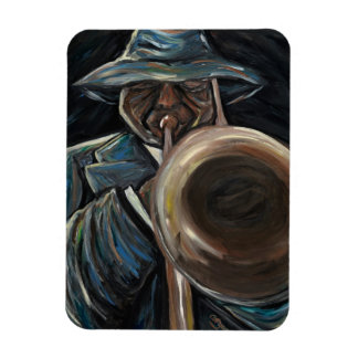 Freestyle Jazz Flexi Magnet