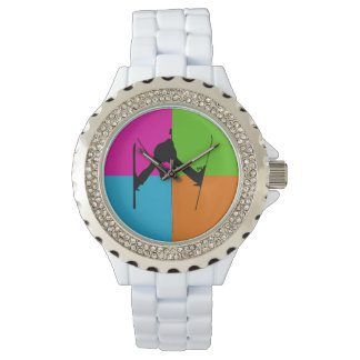 freestyle skiing watch