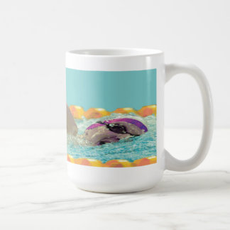 Freestyle Swimming Mug