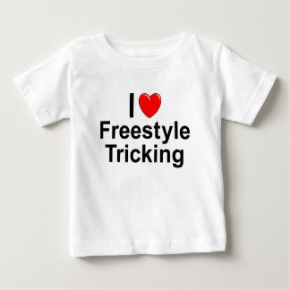 Freestyle Tricking Baby T-Shirt