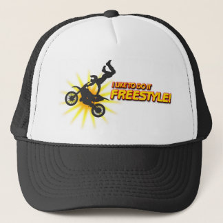 Freestyle Trucker Hat