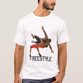 Freestyle Wrestling T-Shirt