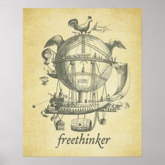 Freethinker Poster