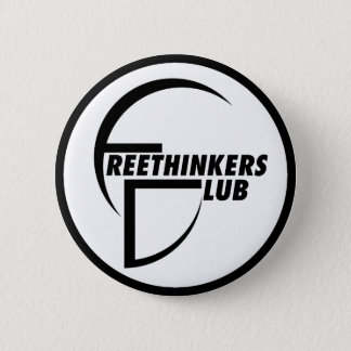Freethinkers Club Button