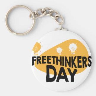 Freethinkers Day - Appreciation Day Keychain