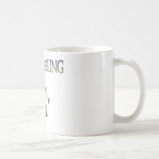 Freewheeling Cycling Coffee Mug
