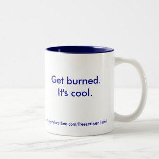 Freezer Burn Mug