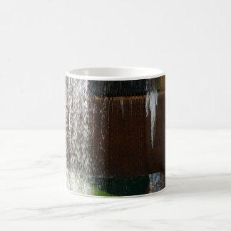 Freezing Water Coffee Mug