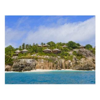 Fregate Island Resort (PR) Postcard