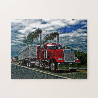 Freightliner Rollin' Puzzle