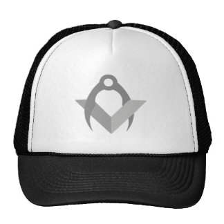 Freimaurer Zirkel Winkel Freemasons Square Compass Baseball Mützen