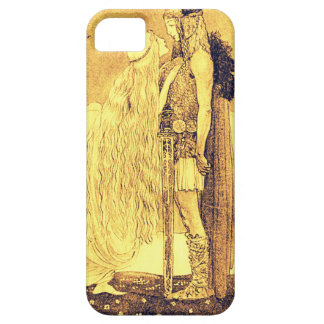 Freja and Svipdag by John Bauer Case For The iPhone 5