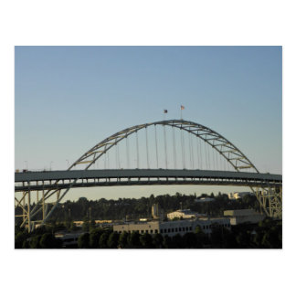 Fremont Bridge Postcard