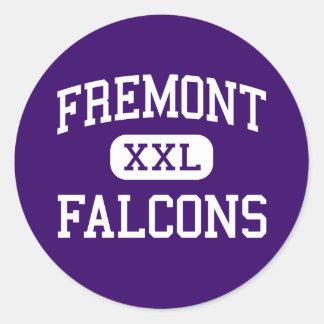Fremont - Falcons - Junior - Mesa Arizona Classic Round Sticker