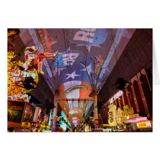 Fremont Street Experience Card