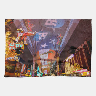 Fremont Street Experience Hand Towels