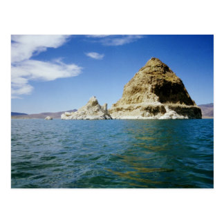 Fremont's Pyramid Postcard