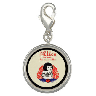 French Alice Book Cover Photo Charms